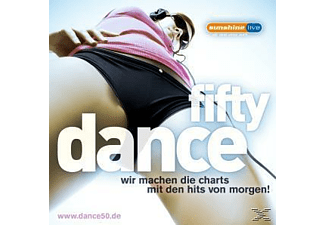 VARIOUS - Dance Fifty [CD]
