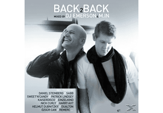 DJ EMERSON & M.IN - Back 2 Back - (CD)