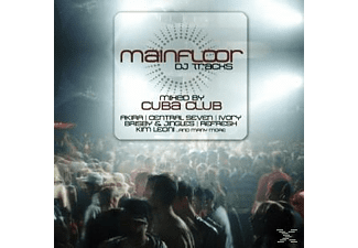 VARIOUS - Mainfloor Dj Tracks Mixed By Cuba Club - (CD)