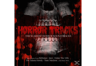 VARIOUS - Horror Tracks-The Scariest Horror-Soundtracks [CD]