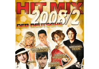 Various - Hit Mix 2008-2-Der Deutsche [CD]