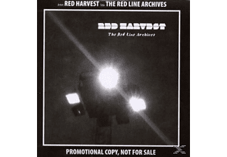 Red Harvest - The Red Line Archives [CD]