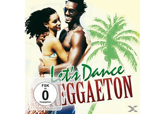 VARIOUS - Let's Dance Reggaeton [CD]
