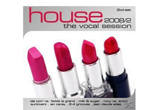 Various - House: The Vocal Session 2008-2 [CD]