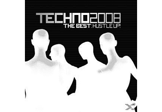 Various - Techno 2008-The Best [CD]