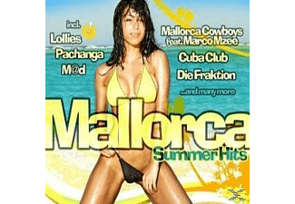VARIOUS - Mallorca Summer Hits - (CD)