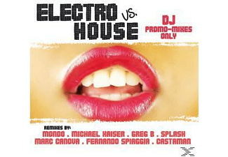 VARIOUS - Electro Vs.House - (CD)