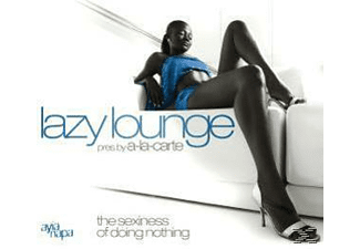 VARIOUS - Lazy Lounge [CD]