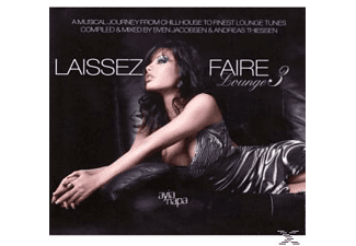 Various - Laissez-Faire Lounge Vol.3 [CD]