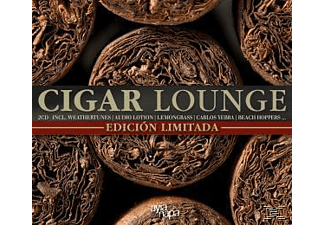 VARIOUS - Cigar Lounge: Edicion Limitada [CD]