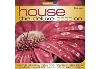 Various - House: The Deluxe Session [CD]