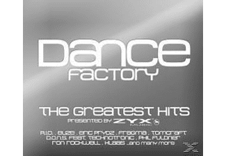 VARIOUS - Dance Factory: The Greatest Hits, Pres.By Zyx - (CD)
