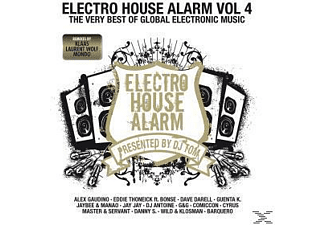 VARIOUS - Electro House Alarm Vol.4 - (CD)