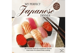 VARIOUS - My Perfect Dinner: Japanese - (CD)