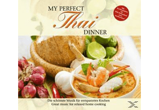 VARIOUS - My Perfect Dinner: Thai - (CD)