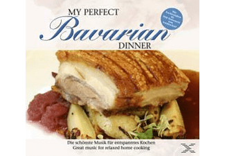 VARIOUS - My Perfect Dinner: Bavarian - (CD)