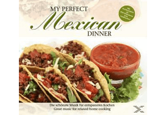VARIOUS - My Perfect Dinner: Mexican [CD]