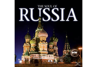 VARIOUS - The Soul Of Russia [CD]
