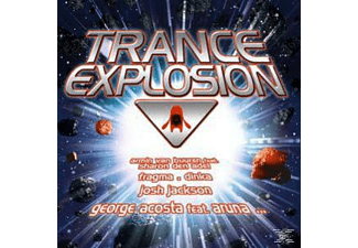 VARIOUS - Trance Explosion - (CD)