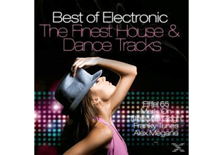 Various - Best Of Electronic: Finest House & Dance Tracks [CD]