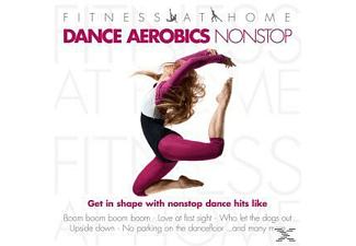 VARIOUS - Fitness At Home: Dance Aerobics Nonstop - (CD)