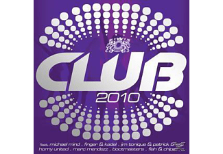 VARIOUS - Club 2010 - (CD)