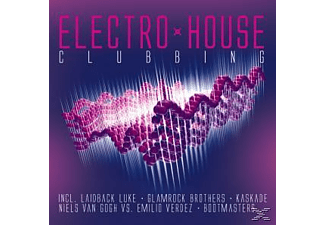 VARIOUS - Electro House Clubbing [CD]