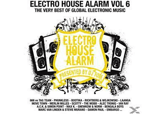 Various - Electro House Alarm Vol.6 [CD]
