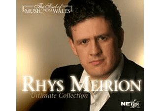 Rhys Meirion - Ultimate Collection [CD]