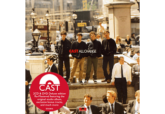 Cast - All Change (Deluxe Edition) - (CD + DVD Video)