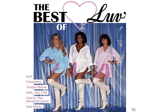 Luv - The Best Of Luv' - (CD)
