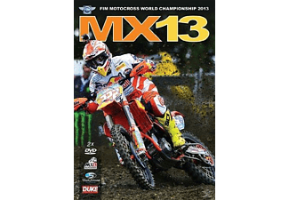Motocross Official Review 2013 - (DVD)