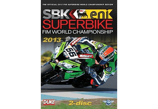 SBK Superbike FIM World Championsship 2013 - (DVD)