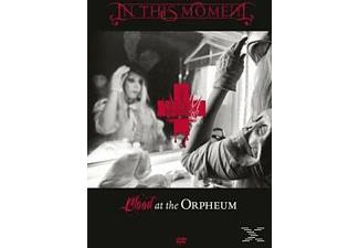 Sony bmg In This Moment - BLOOD AT THE ORPHEUM | DVD