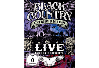 Black Country Communion - Live Over Europe - (DVD)