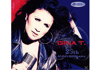 Gina T. - 25th Anniversary [CD]