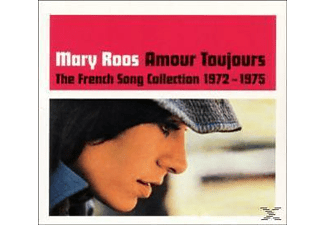 Mary Roos - Amour Toujours-The French Song Collection 1972-75 [CD]