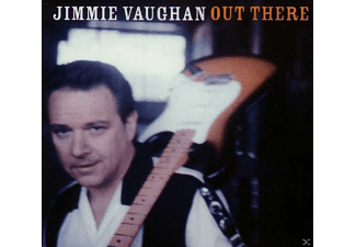 Jimmie Vaughan - Out There [CD]