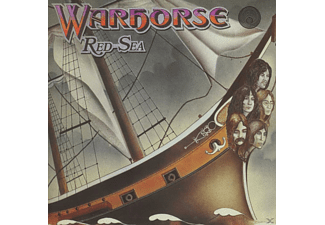 Warhorse - Red Sea [CD]