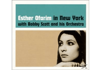 Esther Ofarim - In New York With Bobby Scott And His Orchestra [CD]