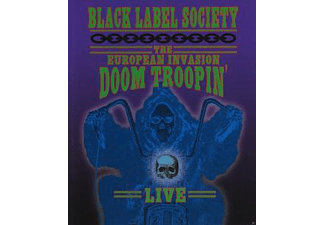 Black Label Society - The European Invasion - Doom Troopin' Live [Blu-ray]
