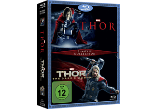 Thor + Thor - The Dark Kingdom (Blu-ray Pack) [Blu-ray]