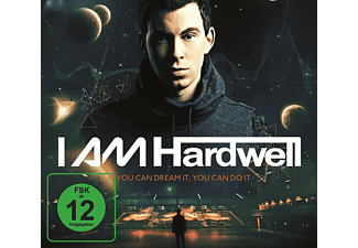 Hardwell - I Am Hardwell [CD + DVD Video]