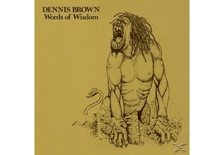 Dennis Brown - Words Of Wisdom - (Vinyl)