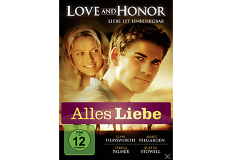 Love and Honor [DVD]