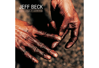Jeff Beck - You Had It Coming (CD)