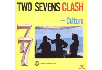 Culture - Two Sevens Clash - (CD)