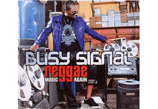 Busy Signal - Reggae Music Again - (CD)