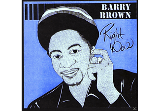 Barry Brown - Right Now (Expanded Edition) - (CD)