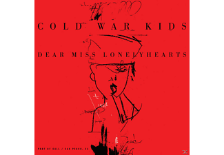 Cold War Kids - Dear Miss Lonelyheart [CD]